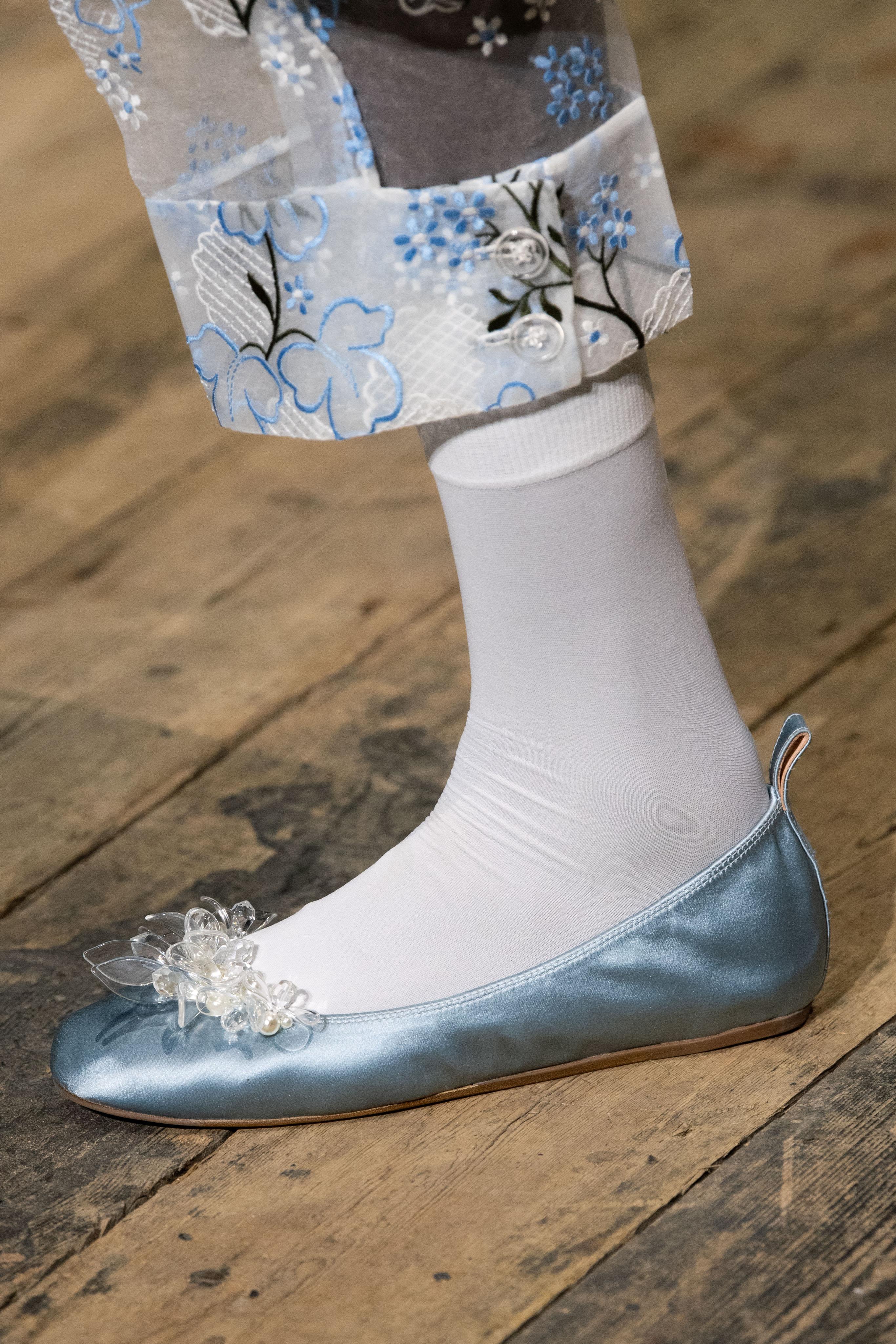 Giày búp bê và những cách phối đồ thanh lịch