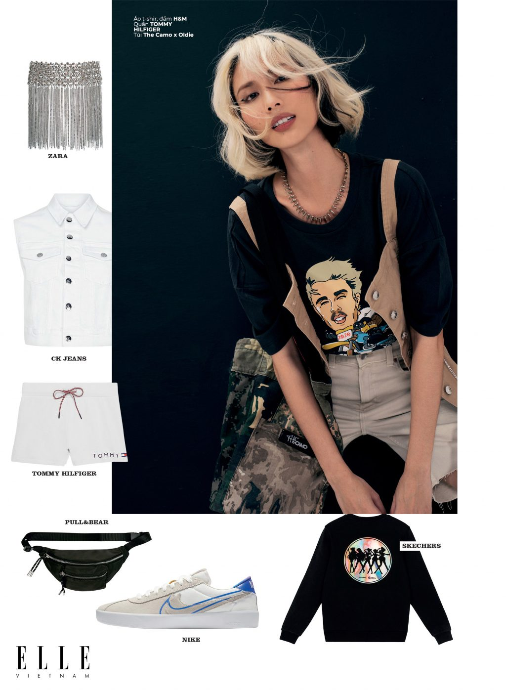 phong cách thời trang streetwear phong cách punk