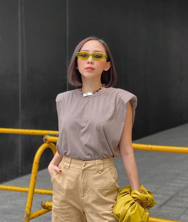 """Ngắm visual khác biệt của Tóc Tiên mới thấy tóc mái """"cứu"""" nhan sắc team trán """"sân bay"""" ngoạn mục thế nào - Ảnh 3."""