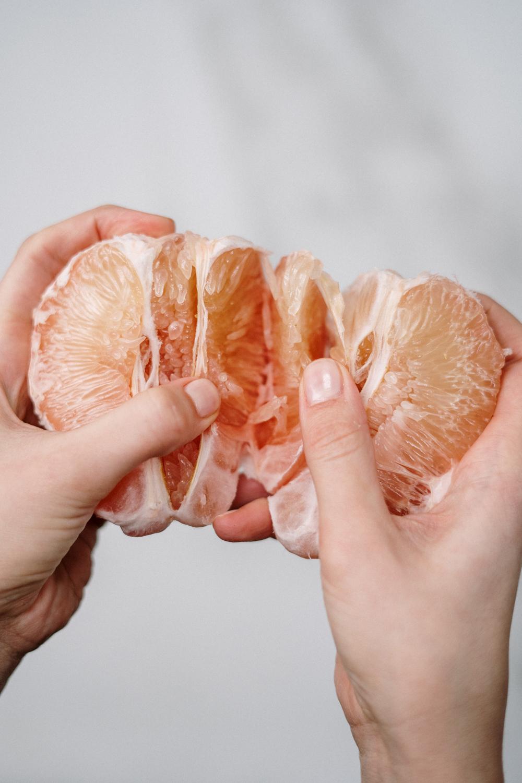 bưởi - thực phẩm tốt cho gan