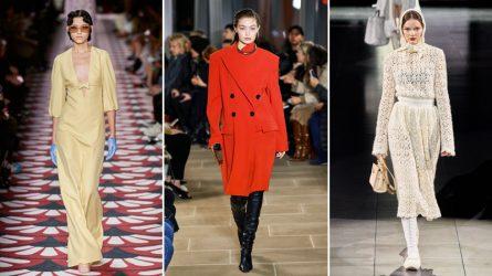 Xu hướng thời trang Thu - Đông 2020: Sự trở lại của bảng màu nóng