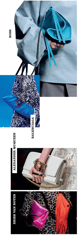 phụ kiện thời trang túi clutch mềm mại