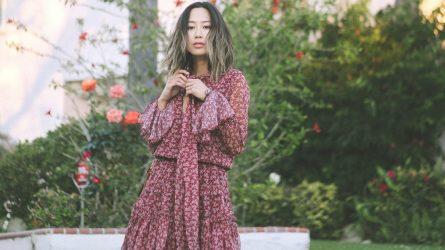 Cách phối đồ phù hợp với sắc tố da ấm của cô nàng châu Á