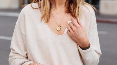 5 kiểu dây chuyền mảnh cho vẻ đẹp gợi cảm tinh tế
