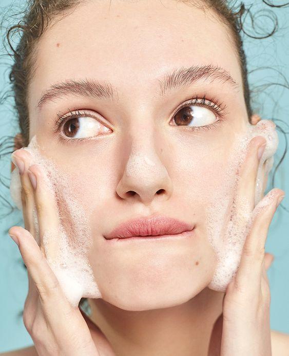 Làm sạch da từ sâu bên trong