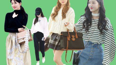 1001 gợi ý mặc đẹp với áo sweater từ các mỹ nhân châu Á