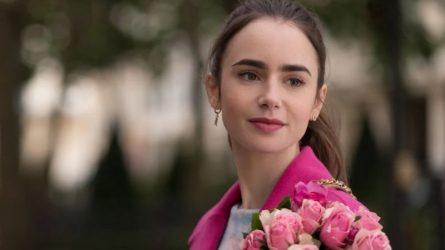 Sở hữu vẻ đẹp ngọt ngào như nàng thơ Lily Collins trong Emily in Paris
