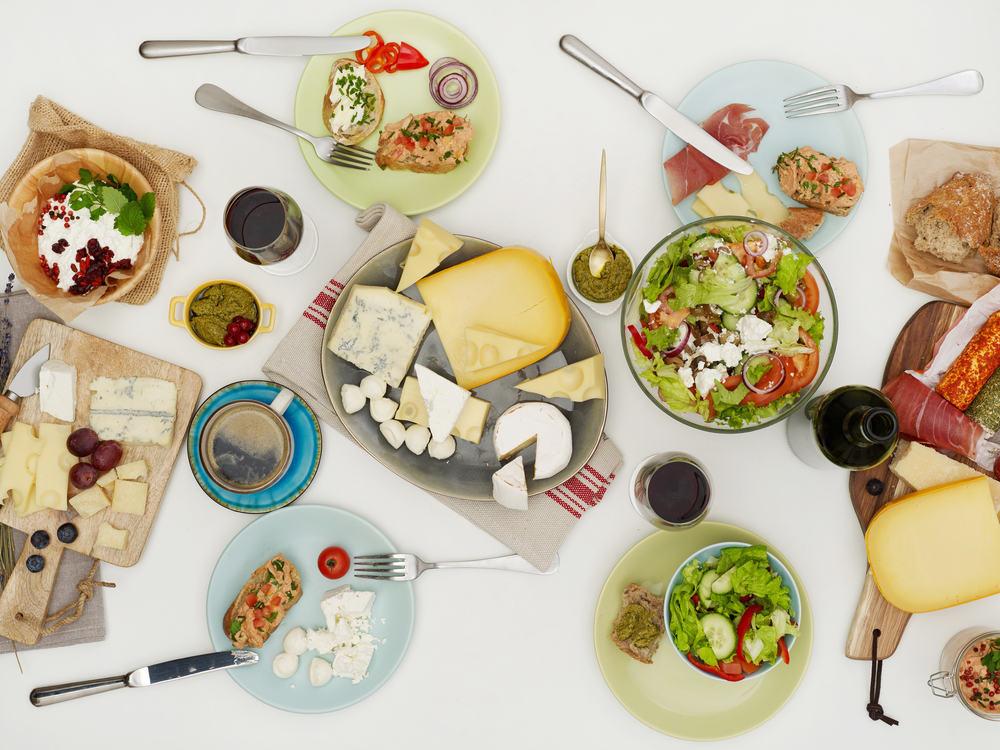 chế độ ăn uống thay đổi sẽ ảnh hưởng đến làn da của bạn